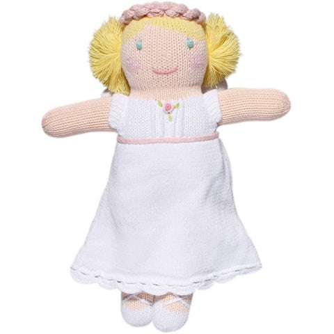 Angel rattle 7inch
