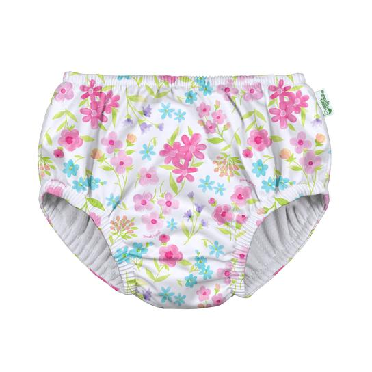 Pull-up Reusable Absorbent Swimsuit Diaper