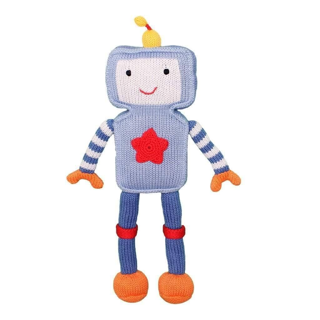 Doll knit riley the robot