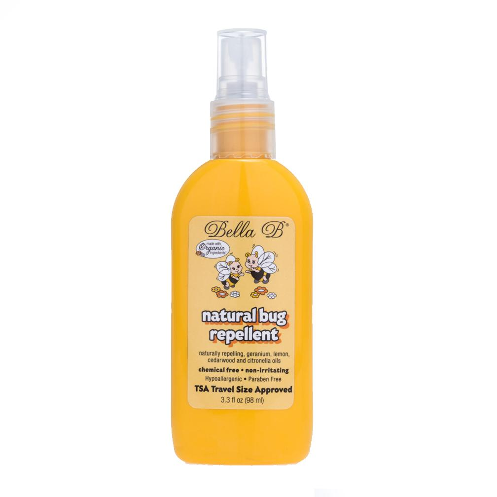 Bella B Buzzy Bee Natural Bug Repellent 3.3oz