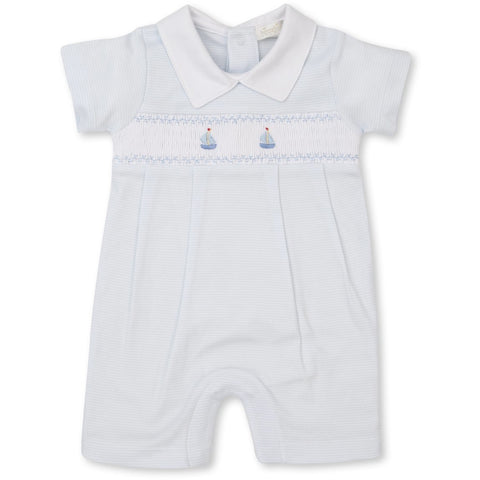 Hand Smocked CLB Summer Medley 21 Playsuit
