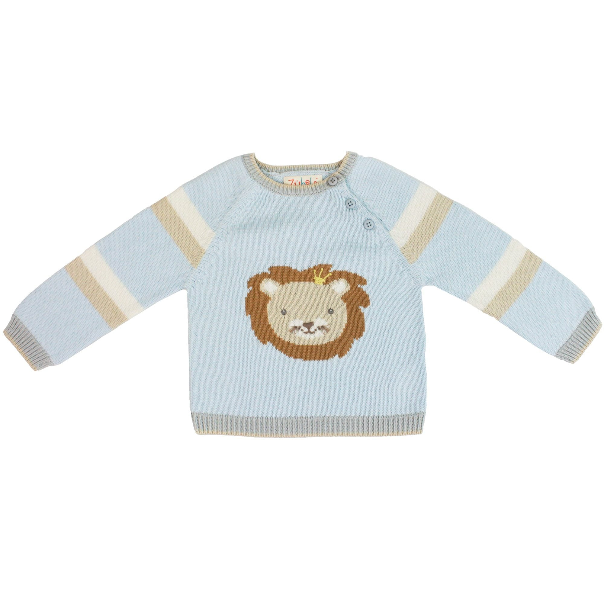 Lion Knit Sweater