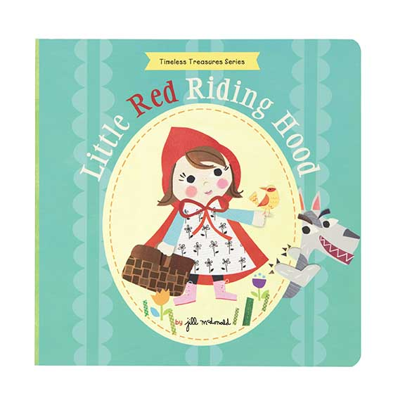 Book little red ridinghood