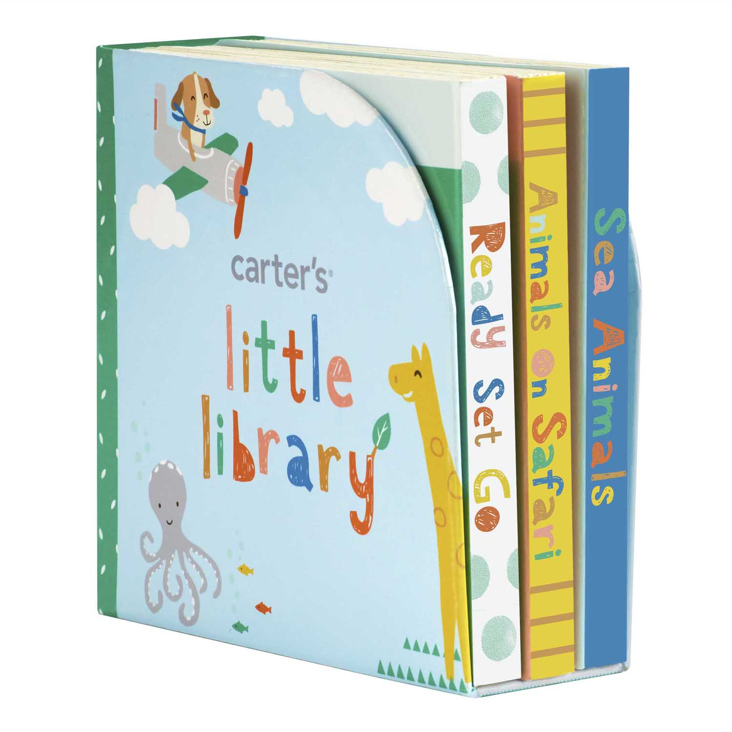 Board Book Set - Carter's Little Library Book Set