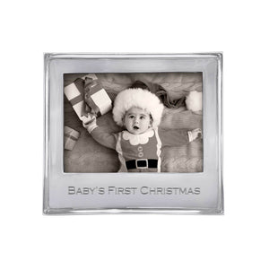 Baby's First Christmas 5x7 Frame
