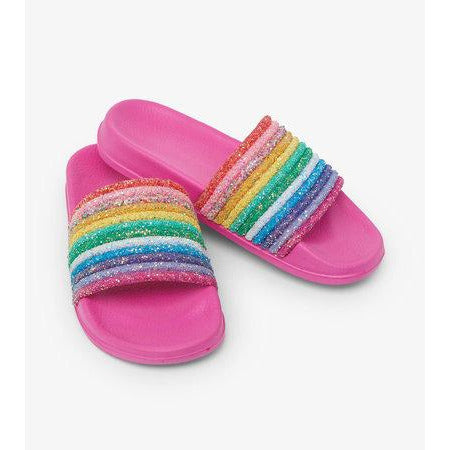 Over The Rainbow Slide On Sandals
