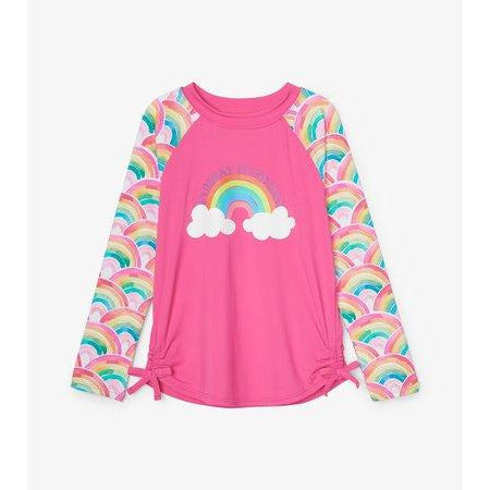 Over The Rainbow Long Sleeve Rashguard