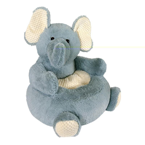Cozy Plush Animal Chairs In a Variety of Animals for Baby's and Toddlers!