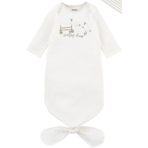 Counting Sheep Tie Gown