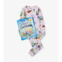 Books To Bed Pajama and Book Set