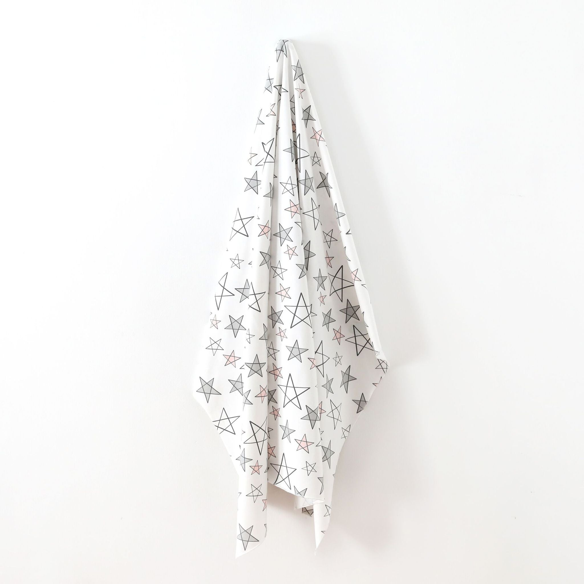 Star Delight Swaddle - Pink
