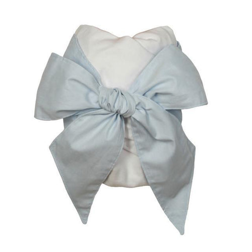 Bow Swaddle ® Buckhead Blue One Size