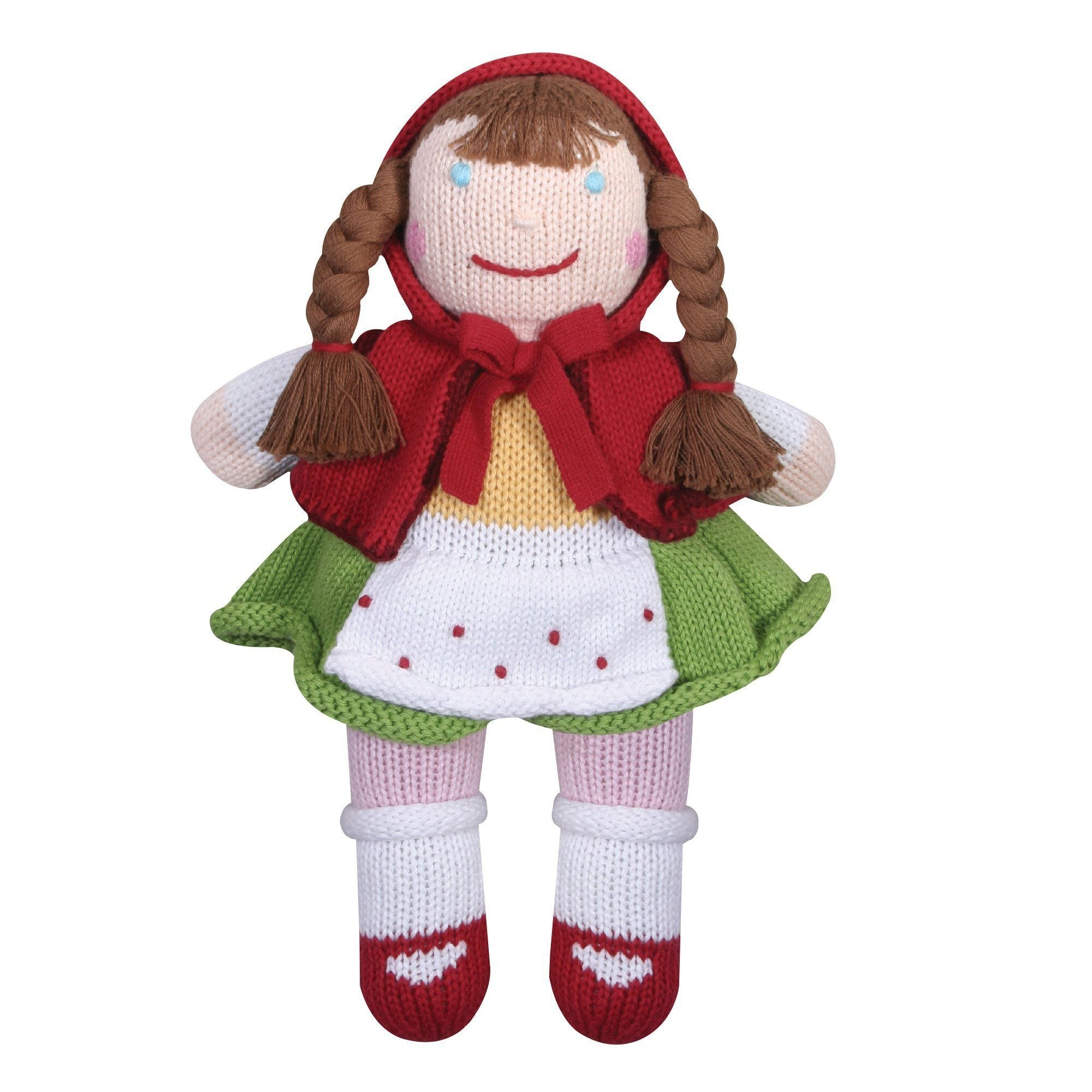 Red Riding Hood doll Zubels