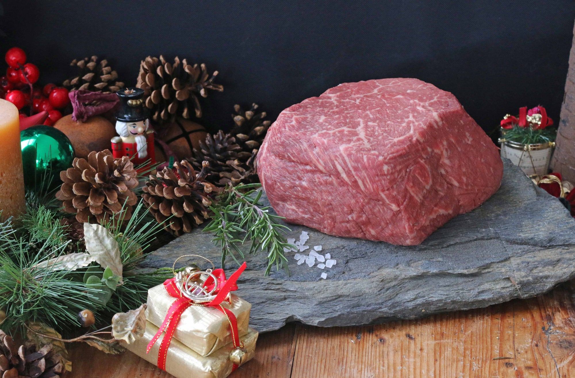 How to Serve 100% Full-Blood Wagyu Beef for the Holidays