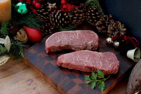 Holiday Wagyu Steaks