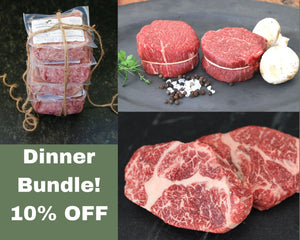 Bundle: The Ultimate Dinner - Save 10%