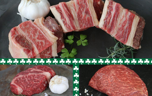 Bundle: Spring Grill Pack - Short Ribs, Coulotte, Chuck Eye - Save 10%