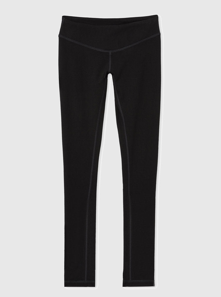 Miakoda Full Moon Athletic Legging, black front view