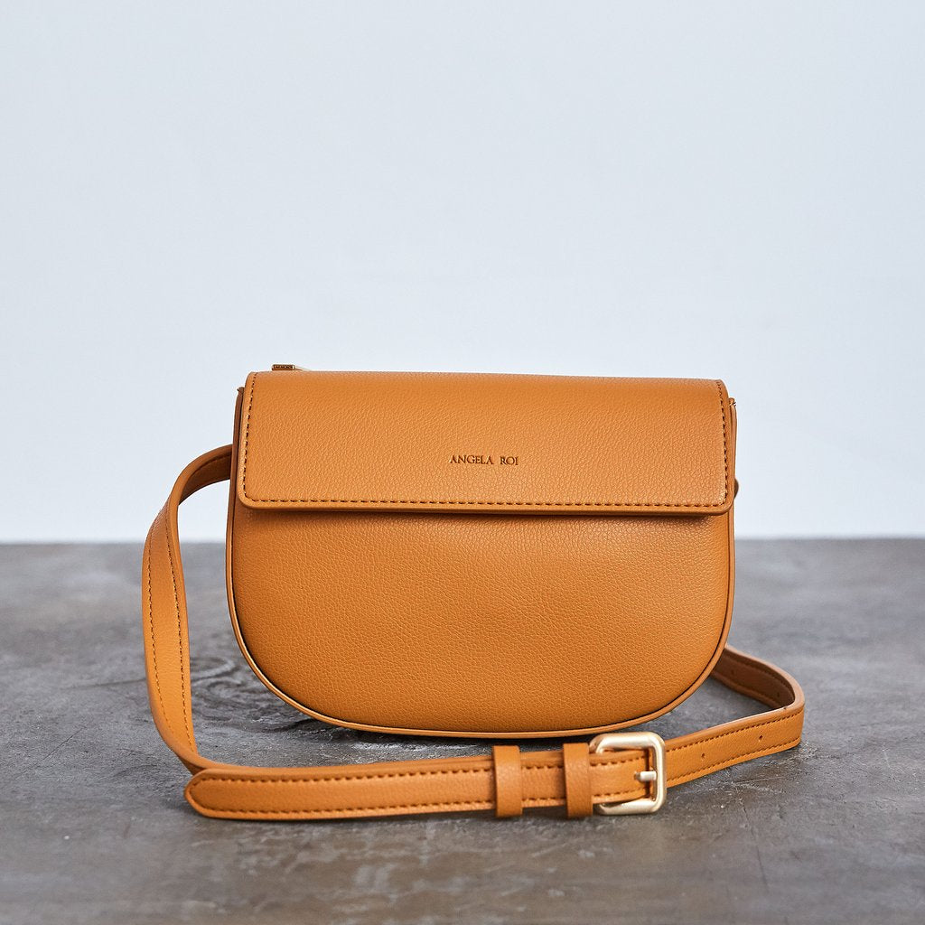 Hamilton Belt Bag / Cross-body in Mustard