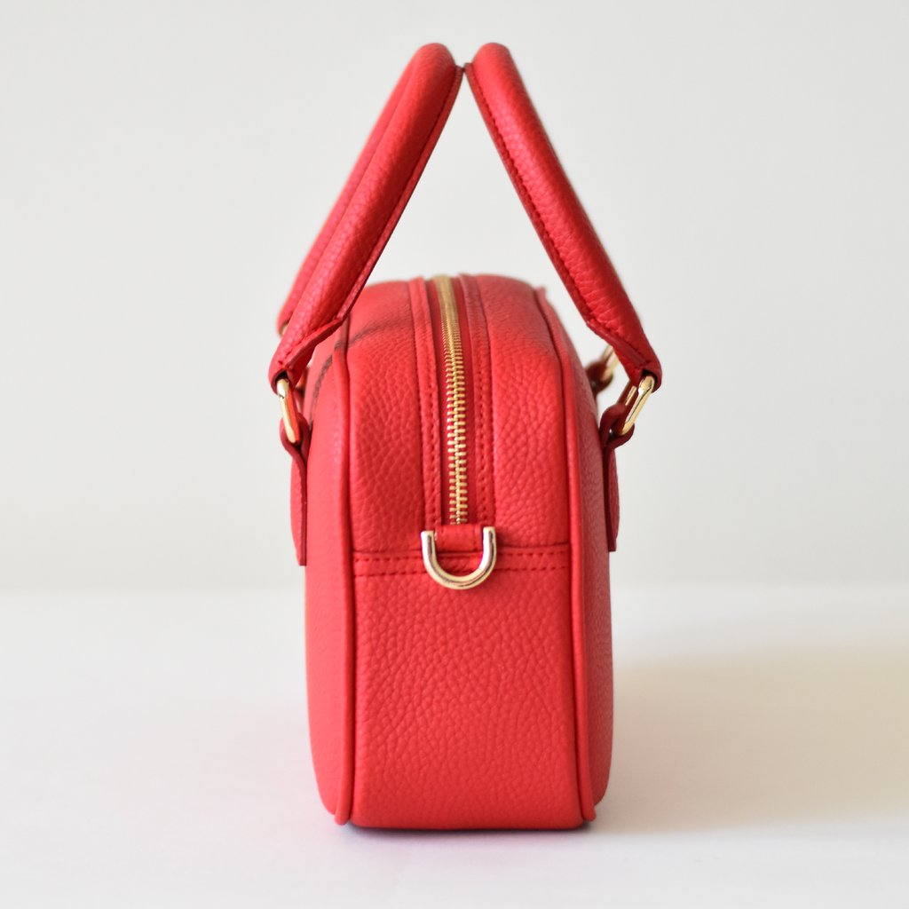 Barton Mini in Red