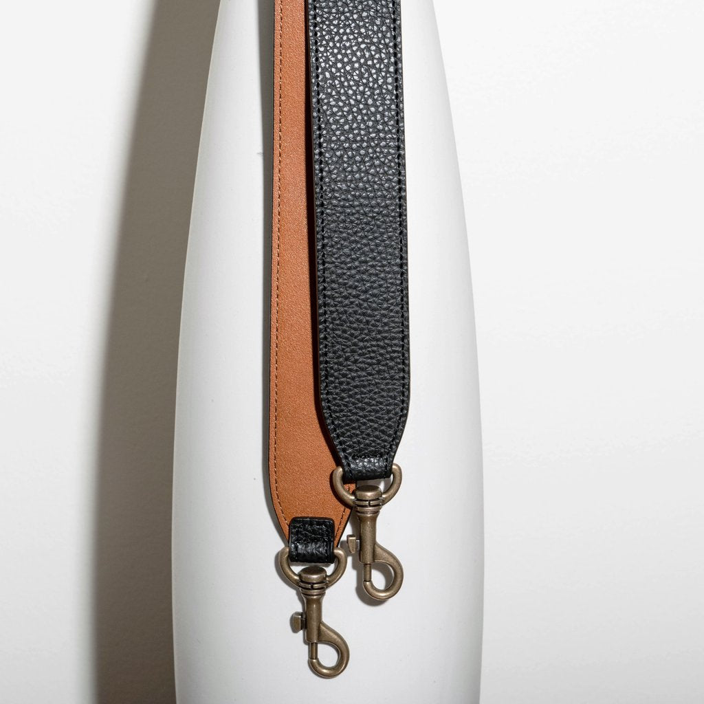 Angelou Shoulder Strap in black