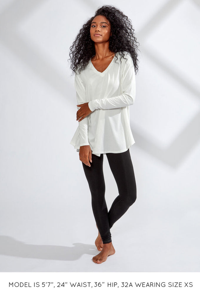 The Flowy Long Sleeve