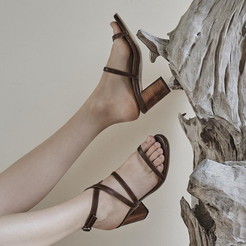 Ines Strappy Sandal