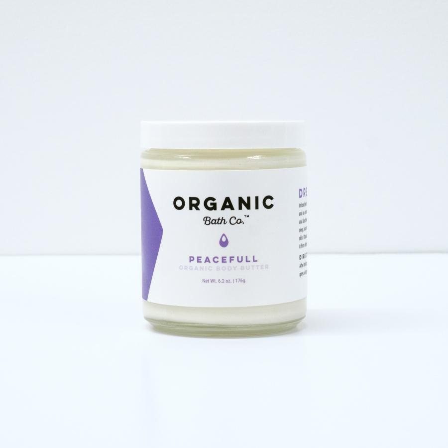 Organic Body Butter - PeaceFull