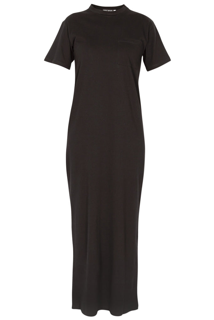 Mary Meyer black Pocket maxi dress