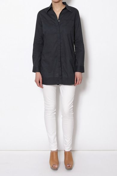 Organic cotton Phantom tunic