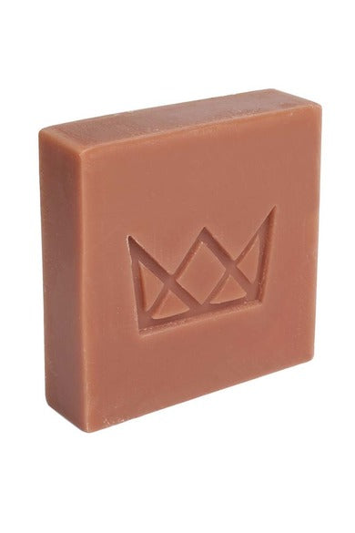 Flynn & King Driftwood - Babassu Oil and Pink Clay Soap, 5 oz bar