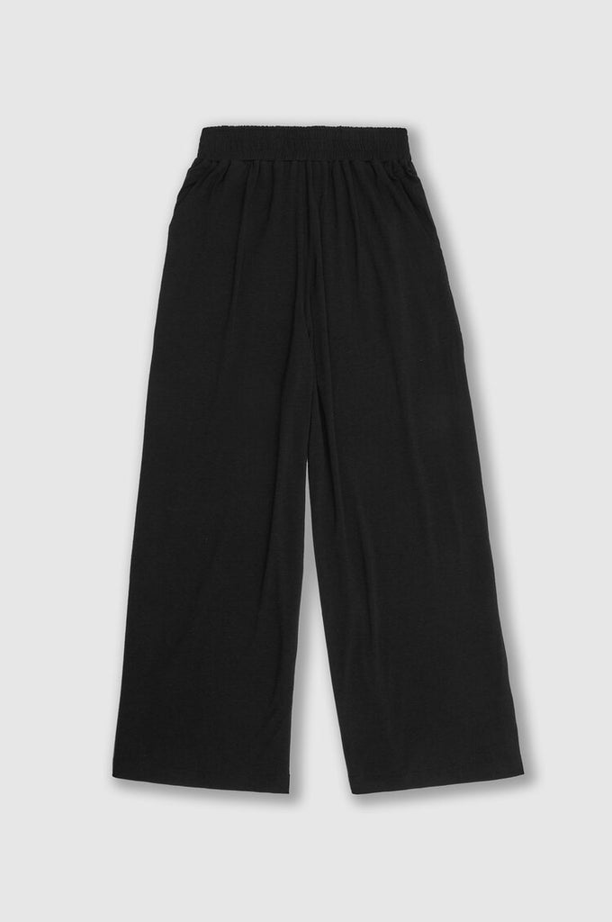 The Wide Leg Cropped Pant