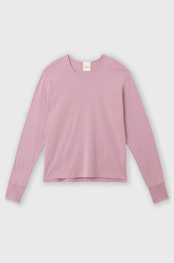 The Slouchy Long Sleeve Tee