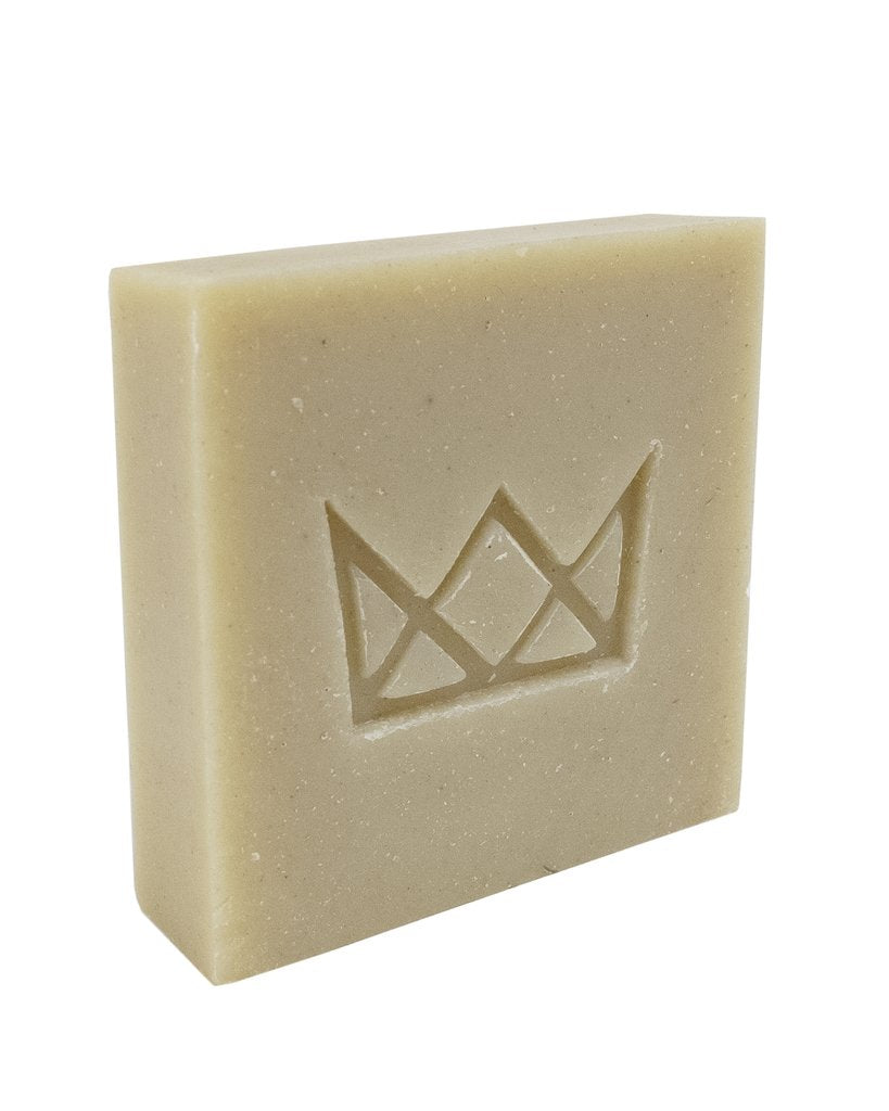 Flynn & King Woodsman - Vetiver & Cedarwood Soap, 5 oz bar