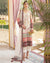 Off White Color Butterfly Net Unstitched Pakistani Salwar Kameez Suits