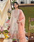 Staring Cream Colored Casual Pakistani Printed Cotton Suit