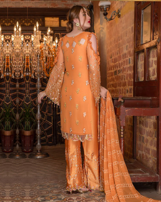 Maryam's Premium Vol 5 MP-159 - 100% Original Pakistani Suit
