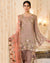 Beige Color Party Wear Dress Material Pakistani Suit
