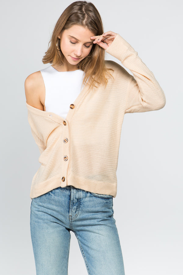 The Rowan Cardigan