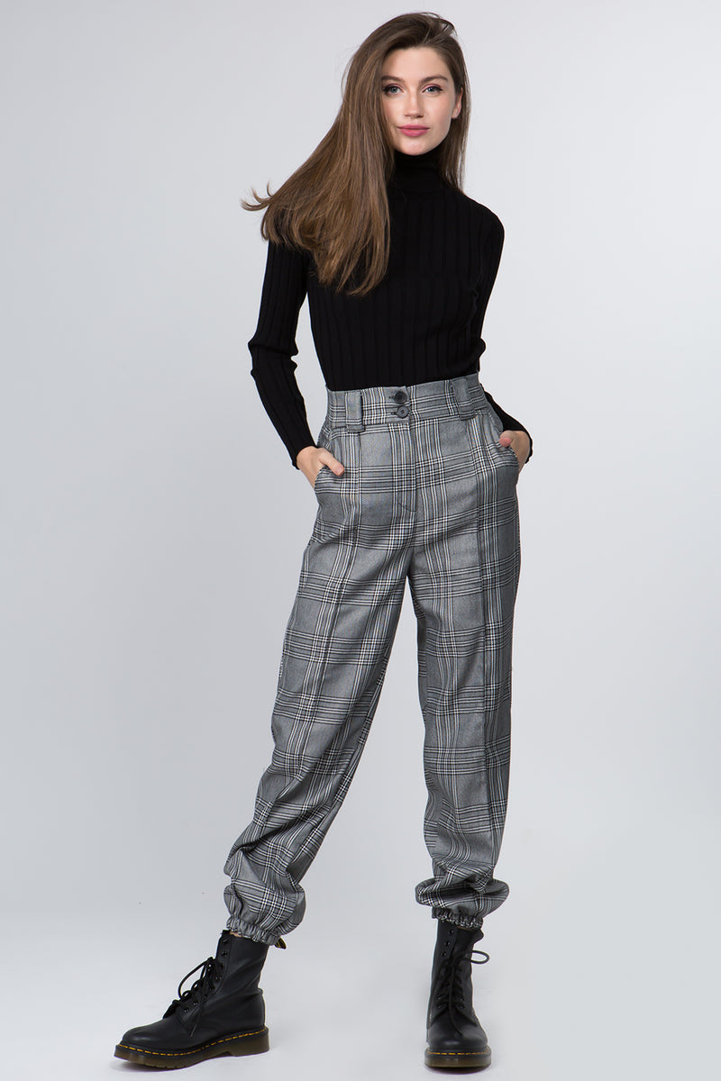 Cambridge Park Plaid Pants
