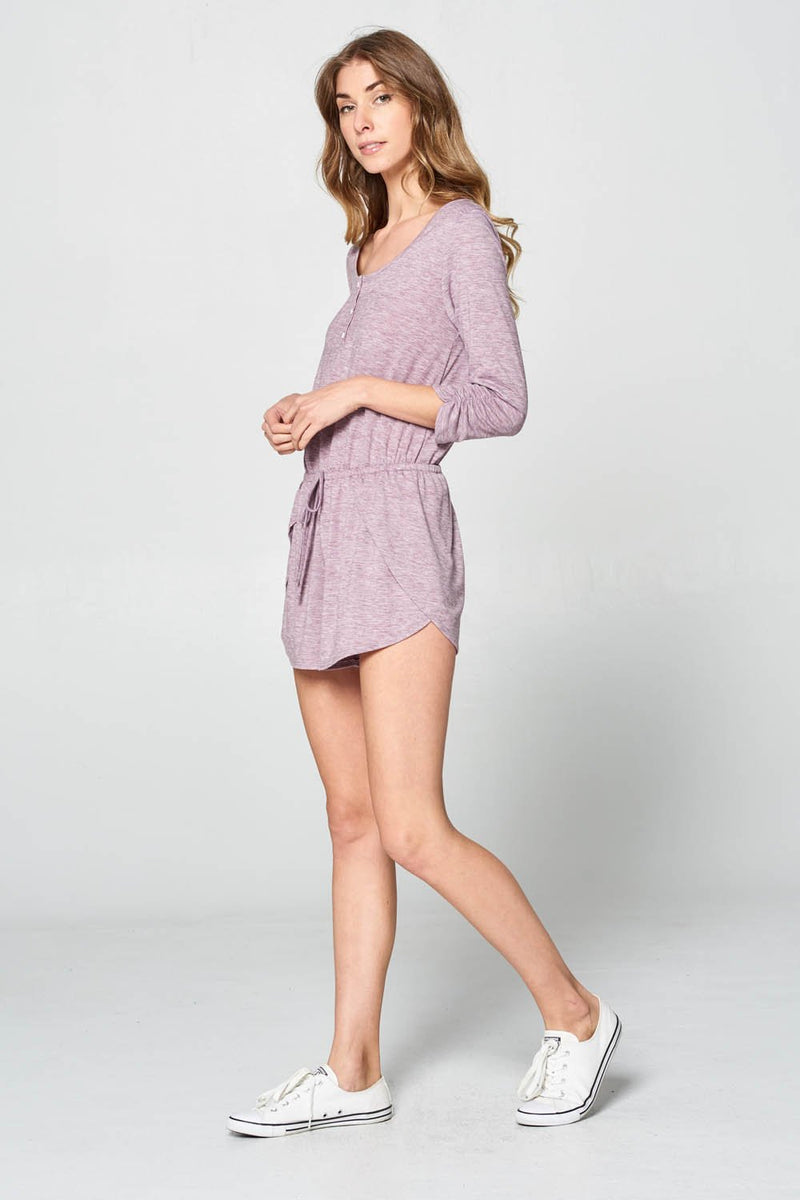 Romper - Stay at Home Romper