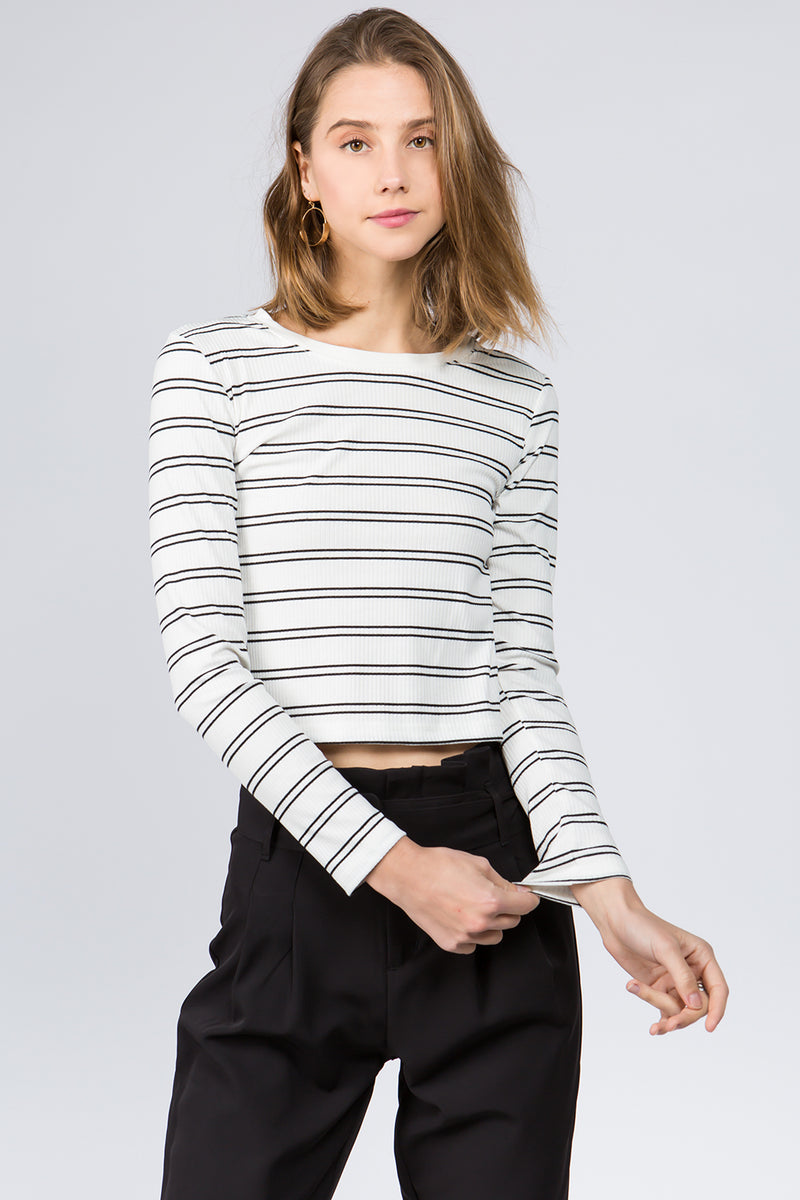 Everyday Striped Tee