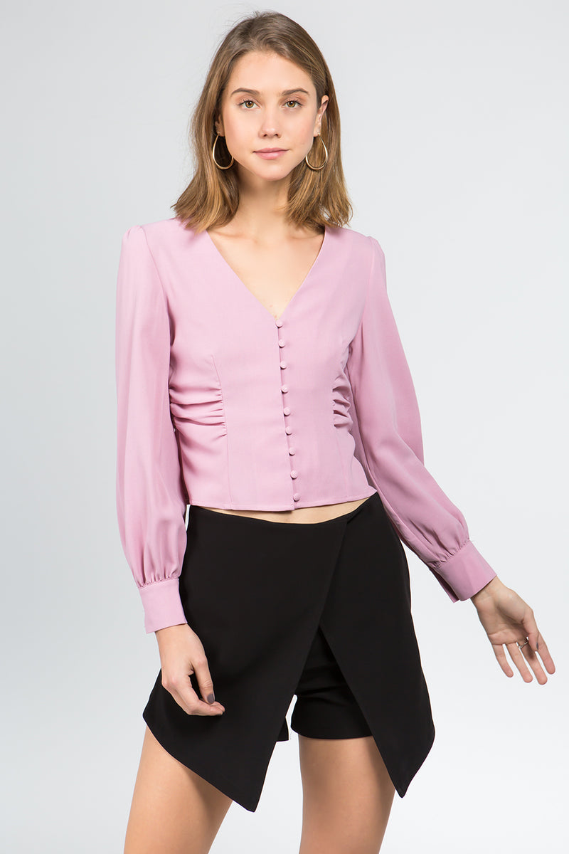 The Aries Blouse