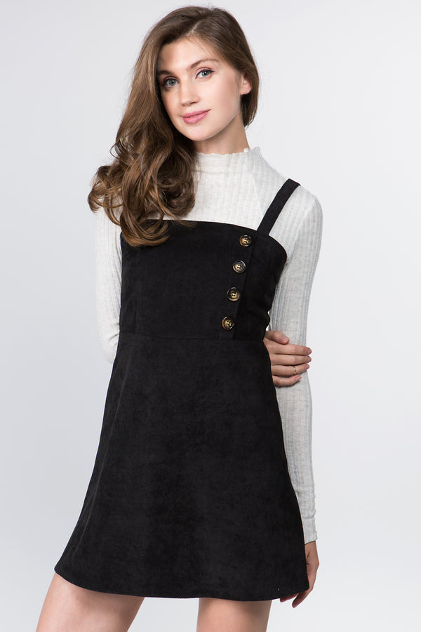 The Markie Dress in Black