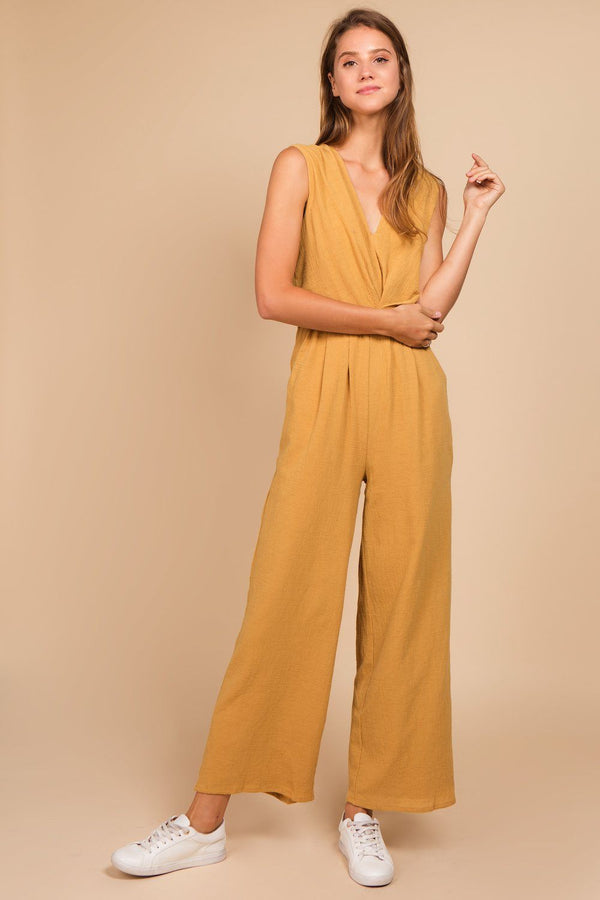 Rompers & Jumpsuits - Alexi Button Down Jumpsuit