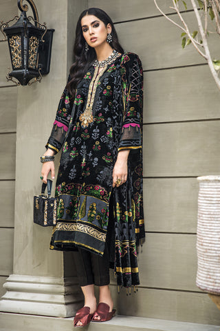 Gul Ahmed Velvet Collection -24