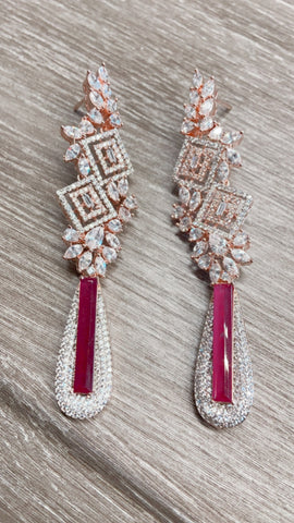 Aseer Earrings