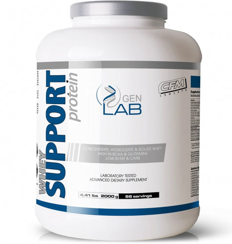 WHEY SUPPORT PROTEIN