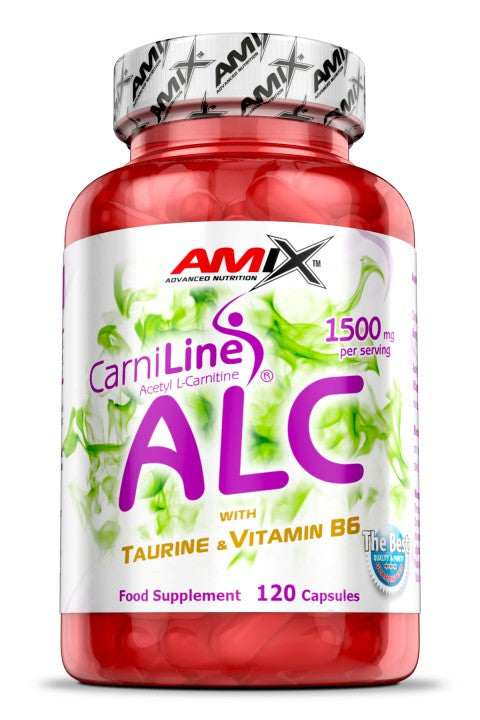 ALC - with Taurin & Vitamine B6  120cps