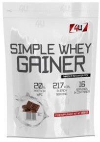 SIMPLE GAINER 20% 1kg